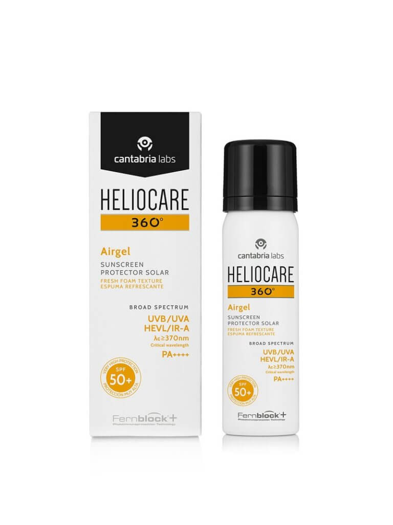 Heliocare 360° Airgel
