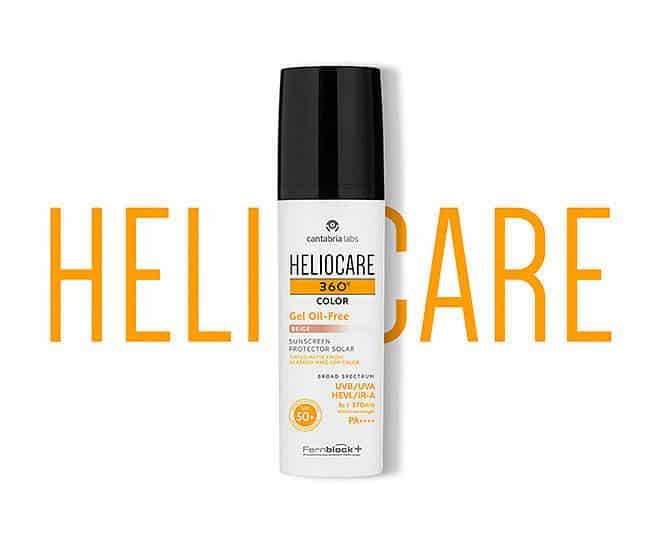 Heliocare 360° Color Gel Oil-free Pearl SPF50+