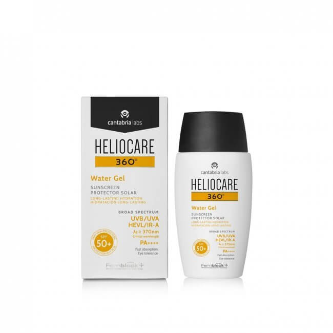 Heliocare 360° Water Gel SPF 50+ 50ml
