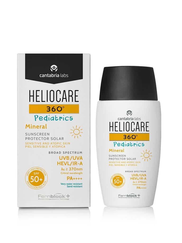 Heliocare 360° Pediatrics Mineral SPF 50+ 50 ml