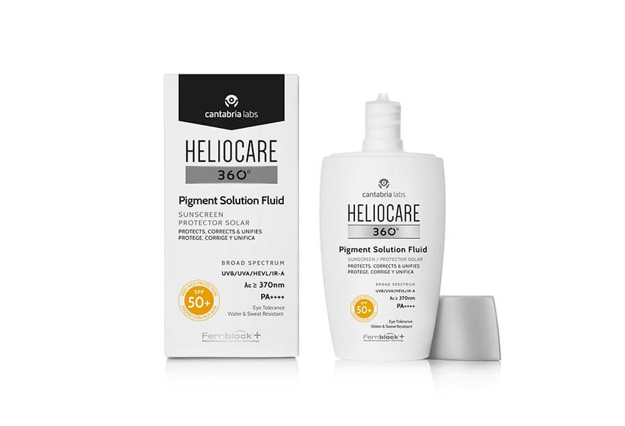 Heliocare 360° Pigment Solution Fluid SPF50+