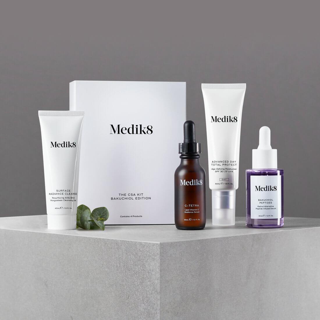 Kozmetická značky a produkty na starostlivosť o pleť Medik8