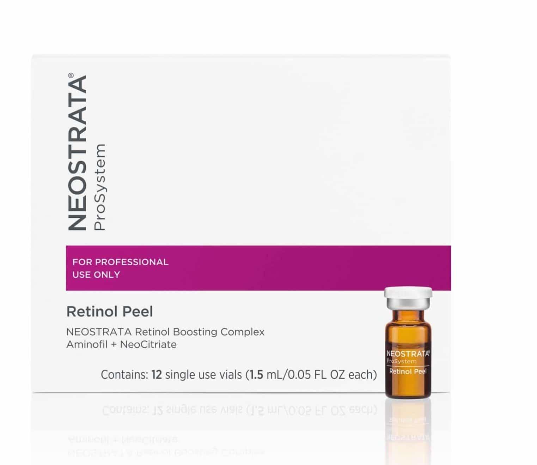 Retinolový peeling Neostrata